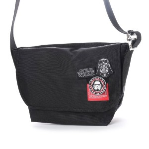 マンハッタンポーテージ Manhattan Portage STAR WARS Vintage Messenger Bag (Black) レディース メンズ