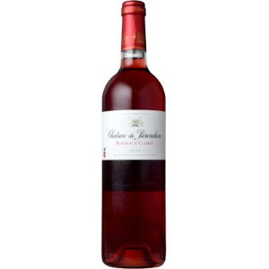 ■CH.ド パランシェール ボルドー クレーレ[2016]ロゼ(750ml) Chateau de Parenchere Bordeaux Claire[2016]【出荷:7~10日後】