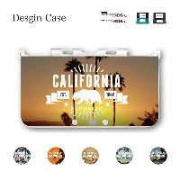 3DS カバー ニンテンドー DS game 可愛い california west coast westside送料無料 DSケース nintendo ds 3ds case ケース 西海岸...