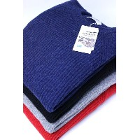 【WINTER SALE 20%OFF】soglia (ソリア)LERWICK Sweater クルーネックニット/セーター 4color 2017'A/W【Men's】