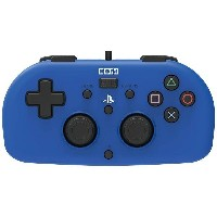 HORI ワイヤードコントローラーライト for PlayStation4 ブルー PS4-100[PS4]【PS4】