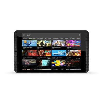 Nvidia Shield K-1 8.0-Inch 16 GB Tablet (Black)