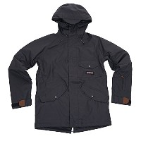 SESSIONS(SESSIONS) SCOUT JACKET (ブラック/M/Men's)