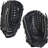 """Wilson Ultra Slowpitchソフトボールグローブ、12、"""" Left Handed Thrower"""