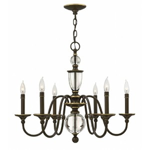 Hinkley 4956LZ Eleanor Chandelier by Hinkley