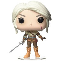 Funko - Figurine The Witcher - Ciri Pop 10cm - 0889698121330