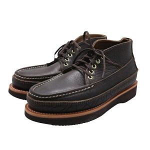 Russell Moccasin(ラッセルモカシン)SP.5EYELET SP.CLAYS CHUKKA Bison Brown 別注5アイレットスポーティングクレイチャッカ