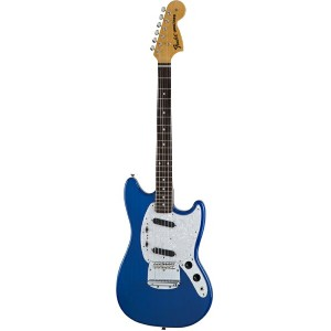 Fender Made In Japan Traditional 70s Mustang Sapphire Blue Transparent 新品《レビューを書いて特典プレゼント!!》...