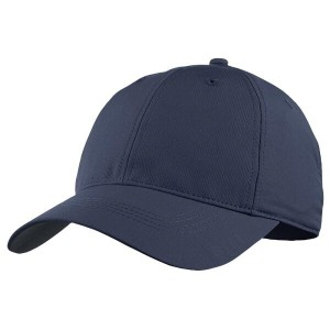 ナイキ メンズ 帽子 キャップ【Legacy 91 Tech Blank Golf Cap】Midnight Navy/White