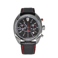 フェラーリ Ferrari Men's 50atm Wr Chronograph Quartz Watch 0830239 [並行輸入品]