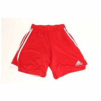 Adidas Men 's Tiro 13 Shorts M レッド