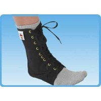 Lace-Up Ankle Supports Black by Core Products
