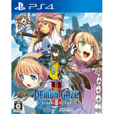 【即納★新品】PS4 DEMON GAZE2 Global Edition【2017年12月14日発売】