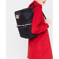 ハンター HUNTER ORIGINAL BACKPACK NYLON (BLK) レディース メンズ