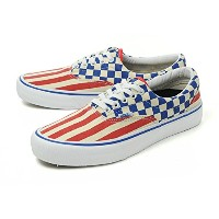 [バンズ] VANS ERA PRO (50TH) STRIPES/CHECKERS エラプロ vn000vfbj6e 28.0cm