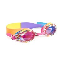 Swimming Goggles for Girls – Zebra Crossing Kids Swim Goggles by bling2o ピンク[並行輸入品]