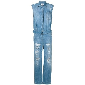 Dondup denim jumpsuit - ブルー