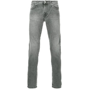 Nudie Jeans Co Skinny Lin ジーンズ - グレー