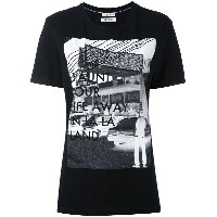Each X Other Flaunt Your Life Away プリントTシャツ - ブラック