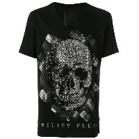 Philipp Plein Replay Tシャツ - ブラック