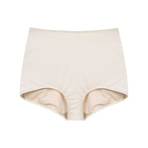À La Garçonne high waisted briefs - ヌード&ナチュラル