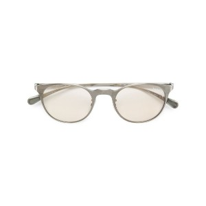 Oliver Peoples Soloist 3 サングラス - メタリック