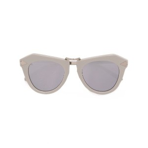 Karen Walker Eyewear One Orbit サングラス - グレー