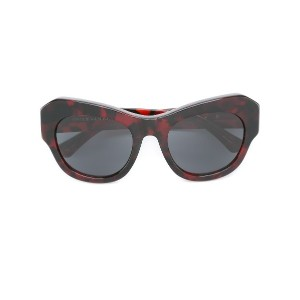 Dries Van Noten Eyewear Dries Van Noten by Linda Farrow Gallery サングラス