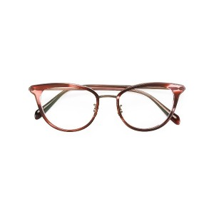 Oliver Peoples Theadora 眼鏡フレーム - ピンク