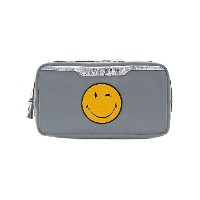 Anya Hindmarch Wink Cables & Chargers ポーチ - グレー