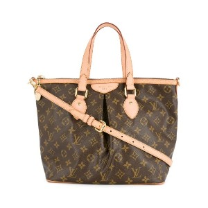 Louis Vuitton Vintage パレルモ トートバッグ - ブラウン