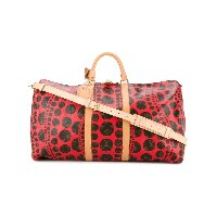 Louis Vuitton Vintage Keepall Bandouliere 55 ボストンバッグ - レッド