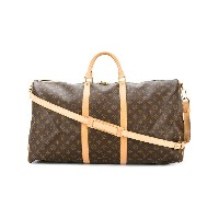 Louis Vuitton Vintage Keepal 60 Bandouliere ボストンバッグ - ブラウン