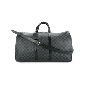 Louis Vuitton Vintage Keepall Bandoulière 55 ボストンバッグ - ブラック
