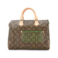 Louis Vuitton Vintage Speedy 30 Monogram ボウラーバッグ - ブラウン
