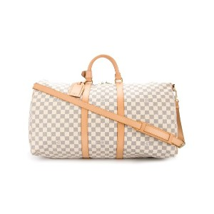 LOUIS VUITTON PRE-OWNED Bandouliere ボストンバッグ - ニュートラル