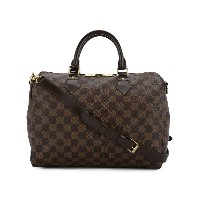 Louis Vuitton Vintage Speedy 30 Bandouliere ボウラーバッグ - ブラウン