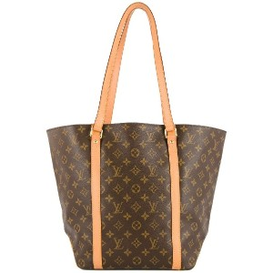 Louis Vuitton Pre-Owned モノグラム ショッピング トートバッグ - ブラウン