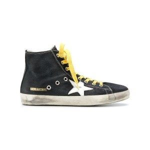 Golden Goose Deluxe Brand Superstar ハイカットスニーカー - ブルー