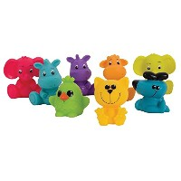 Playgro Babies Fun in the Tub Jungle Squirtees by Playgro