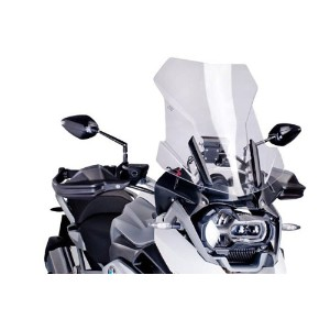 Puig 6486W SCREEN TOURING 【CLEAR】 BMW R1200GS(13-15) プーチ スクリーン カウル オートバイ バイク パーツ