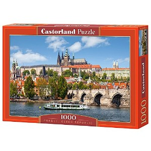1000pc Prague Czech Republic Jigsaw Puzzle