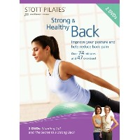Stott Pilates: Strong & Healthy Back [DVD] [Import]