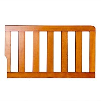 Dream On Me Universal Convertible Crib Toddler Guard Rail, Pecan by Dream On Me