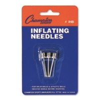 Championスポーツnickel-plated Inflating Needles for Electric Inflatingポンプ、3/パック