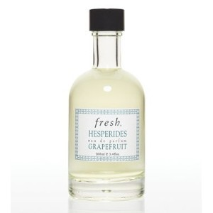 Fresh HESPERIDES Grapefruit (フレッシュ ヘスペリデス グレープフルーツ) 3.4 oz (100ml) EDP Spray by Fresh for Women