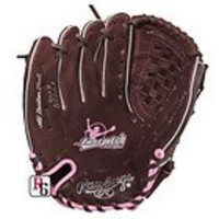 """Rawlings Fastpitchソフトボールグローブ–Lefthand Throw–12"""" Youth / Adult"""