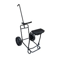 Tilt 2ホイールPull Cart with Seat by Founders Club