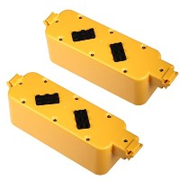Powerextra 2 - Pack 14.4 V 3800 mAh NI - MH拡張バッテリーfor iRobot Roomba APC 400 4905 4000シリーズ