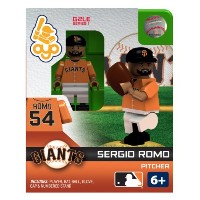 MLB San Francisco Giantsセルジオ・ロモOYO Figure
